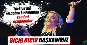 Kibariye SADRAZAM Davutoğlu'nu Çok Sevdi: Bıcır Bıcır Çok Tatlı!