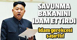KİM Çıldırmış! Savunma Bakanını Uçaksavarla İdam Ettirdi!