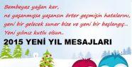 Kısa Yeni Yıl mesajları (Noel anlamlı mesajı yolla) 2014/15 [YILBAŞI MESAJLARI]