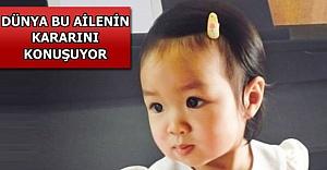Minik Kızın Cansız Bedenini Gelecekte Diriltmek Üzere MUMYALADILAR