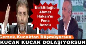 Murat Kelkitlioğlu'ndan Ahmet Hakan'ı Raydan Çıkaracak Yazı!