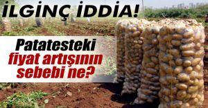 Patates Fiyatlarındaki Artışın Nedenleri Ne!