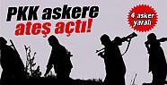 PKK Ağrıda Ağaç Diken Askerlere Ateş Açtı 4 Askerimiz..!!