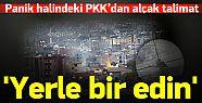 PKK Kürtlere Acımıyor! ''Yerle Bir Edin'' Talimatı!