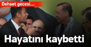 Roman Dernekleri Federasyonu Başkanı Efkan Özçimen'e Silahlı Saldırı