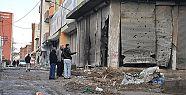 Silopi'de Sokağa Çıkma Yasağı Kaldırıldı PKK'nın Verdiği Zarar Ortaya Çıktı