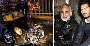Sinan Çetin'in oğlu Rüzgar Çetin Beşiktaş'ta kaza yaptı: 1 polis şehit