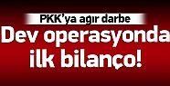 Şırnak'ta PKK'ya Büyük Darbe! 23 Pkk'lı Öldürüldü
