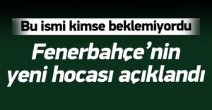 Fenerbahçe Teknik Direktörle Anlaştı! Kimse Bu İsmi Beklemiyordu