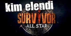 Survivor All Star Sms Sonuçları Şok isim! Kim Elendi?