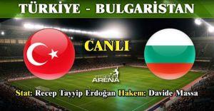 Türkiye Bulgaristan A Milli Futbol Müsabakası Hangi Kanalda Saat Kaçta