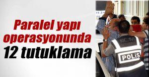12 Tane İnce Bıyıklı Gözlüklü ABİ Van'da Tutuklandı!
