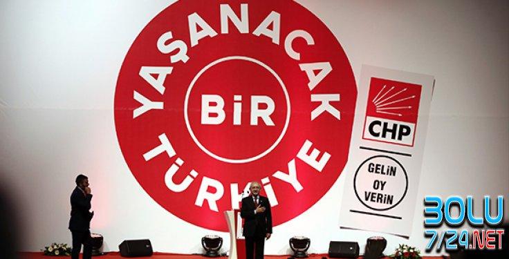 TRT İstedi CHP O Sloganı Değiştirdi! İşte ŞOK SLOGAN