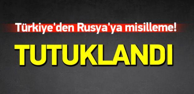 Türkiye'den Rusya'ya Misilleme! 4 Rus Gemisi Samsun'da Tutuklandı