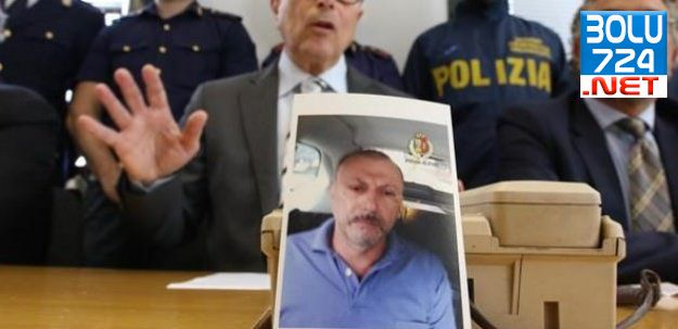 Ünlü İtalyan Mafya Babası Paquale Scotti Brezilya'da Yakalandı