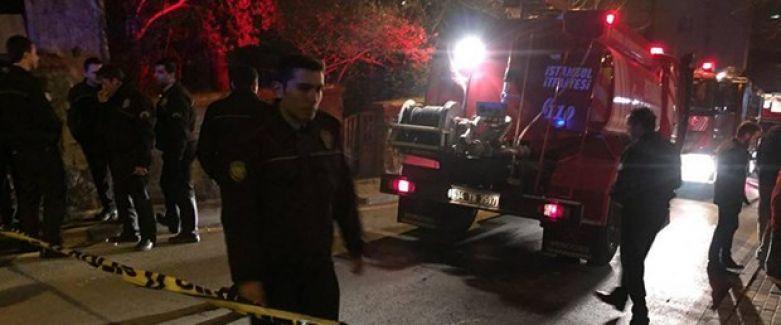 Üsküdar'da Facia! Tüp Patladı Bir Kişi Hayatını Kaybetti