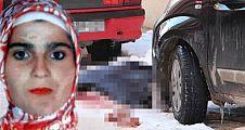Genç Kadın Sokak Ortasında 12 Yerinden Bıçaklandı