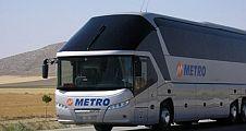 Metro Turizm Muavini Bir Kadını Tekme Tokat Dövdü