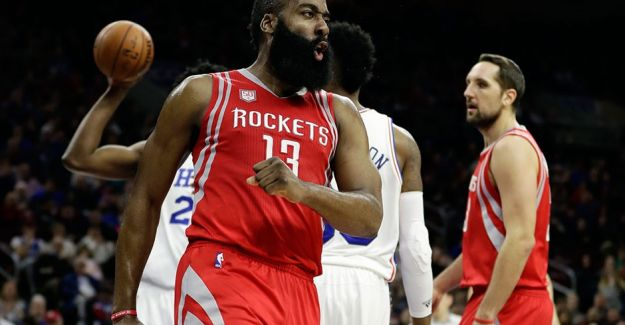 Westbrook Rekora Rockets Galibiyete Yürüdü