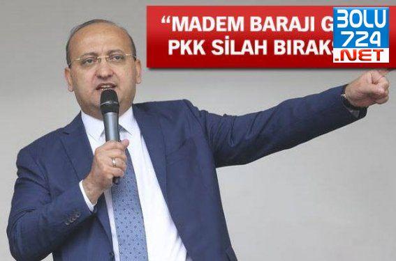 Yalçın Akdoğan'dan HDP'ye Mesaj Geldi! Madem Aştınız!