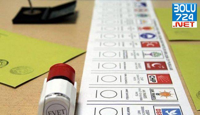 YSK seçimin geçici sonuçlarını açıkladı. İşte Oy Dağılımı