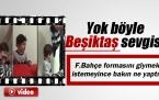 Fenerbahçe Formasını Giymek İstemeyen Minik BJK'lı