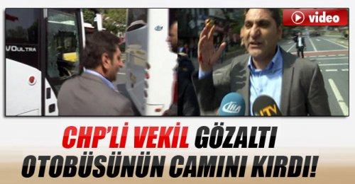 CHP'li Vekilden ŞOK SÖZLER: Göz Altına Alınan Kızlara Tecavüz Ediliyor!