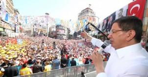 Ak Parti Zonguldak Mitingi Coşku Seli