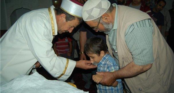 Sakal-ı Şerif Aksaray'da Ziyarete Açıldı