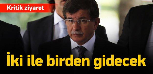 Başbakan Davutoğlu'ndan Flaş Suruc ve Adıyaman Kararı