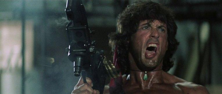 IŞİD'i Piyasaya Süren ABD, Şimdide Rambo İle IŞİD'e Karşı İnsanlığı Kurtaracak!