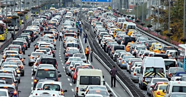 İstanbul Trafiğindeki Rahatlığın Nedeni Anlaşıldı! 1 Milyon Gitmiş 500 Geri Gelmiş
