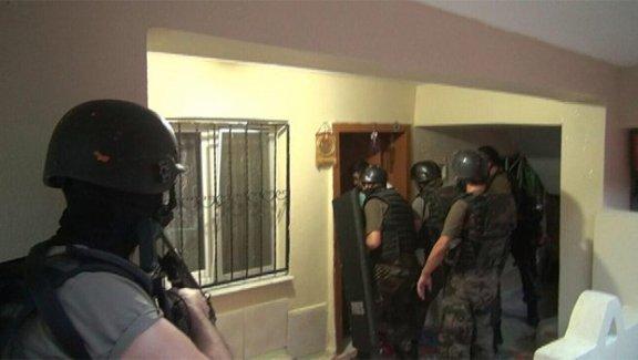 İzmir'de PKK'ya Şok Baskın!