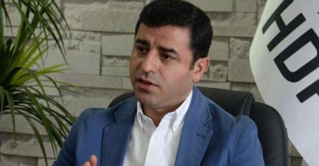 PKK/Kck Demirtaş'ı Yok Saydı