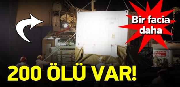 200 Ölü! Akdeniz'de Katliam Gibi Tekne Faciası