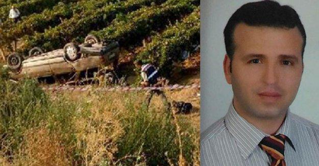Alaşehir'de Feci Kaza! Ölü ve Yaralılar Var