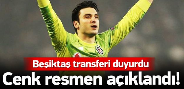 Cenk Gönen Transferi Resmen Açıklandı! İşte Yeni Kulübü