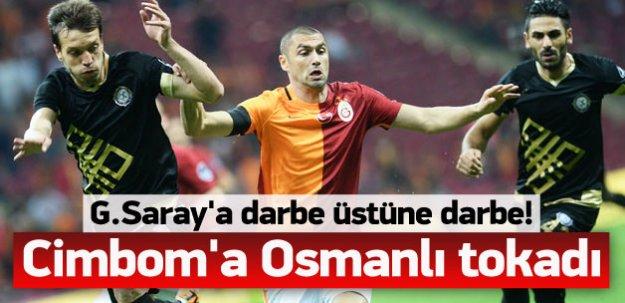 Troje'den Akıllara Zarar Gol..Cimbom'a Osmanlı Tokadı!