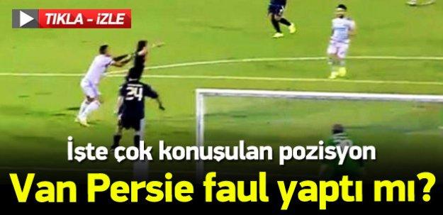 Fenerbahçe'nin Attığı Golde Faul Varmı? Tıkla İzle