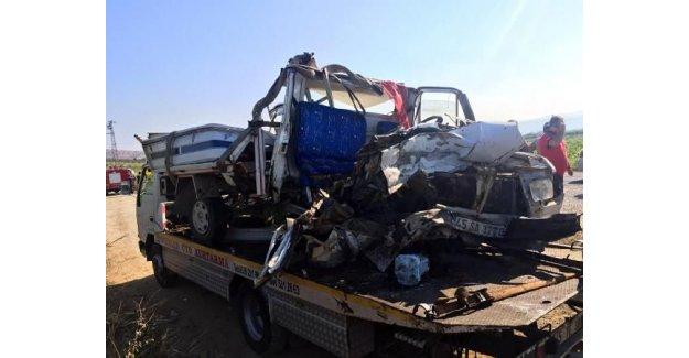 Gölmarmara'da ki Trafik Faciasının Suçlusu Belli Oldu