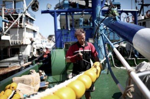 Mega Kent'te Av Yasağı Bitti Balıkçılar Vira Bismillah Dedi