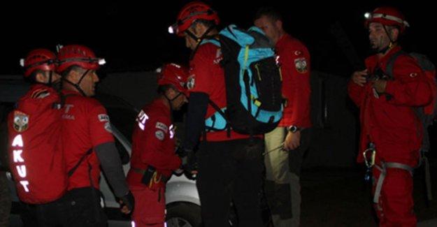 Turgutlu'da Ormanda Kaybolan 4 Kişi Bulunamadı