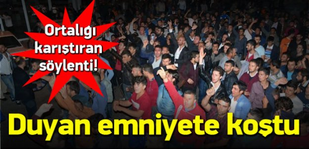 PKK Sempatizanı Askere Saldırdı Haberi İlçeyi Ayağa Kaldırdı!
