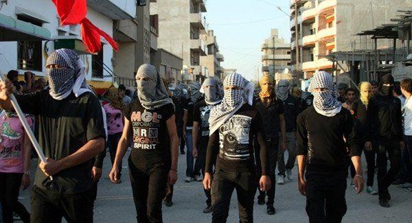 Yurtsever Devrimci Gençlik Hareketi'ne Şok Baskın 13 Tutuklama