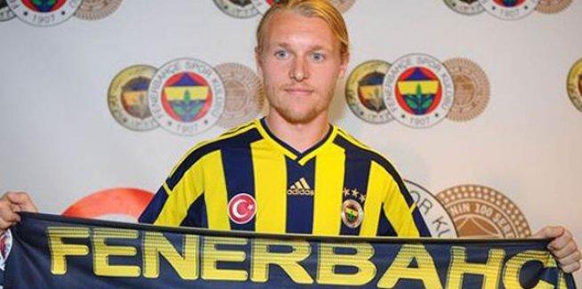KJAER Ülkesine Konuştu! Fenerbahçe'yi Başka Bir Yer İle Karşılaştırmayın!