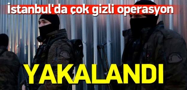 PKK'nın İstanbul Sorumlusu Yakalandı!