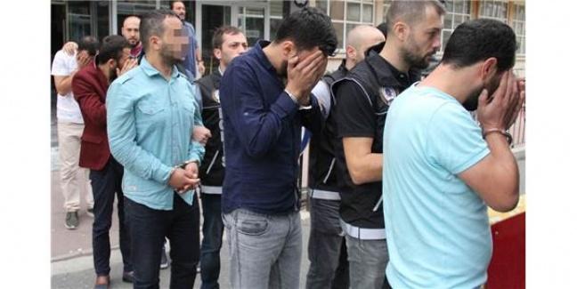 Uyuşturucu Ticaretinden 7 Kişiye Tutuklama Talebi