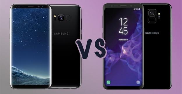 Galaxy S8 ve Galaxy S9 Karşı Karşıya: Hangi Yenilikler Geliyor?