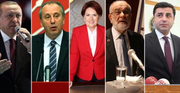 24 Haziran Seçim Sonuçları İçin Bomba Anket! İkinci Tura Kalacak Mı?