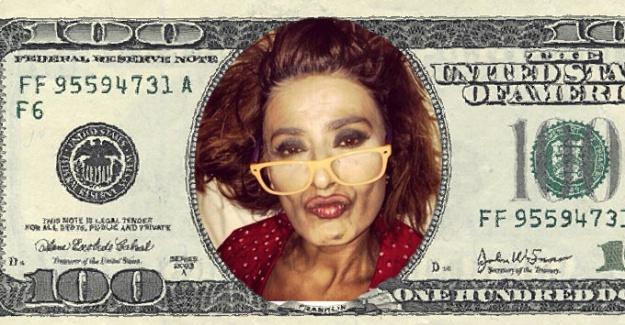 """Yıldız Tilbe'den Doların Yükselmesine Yorum! """"Doların İçine Tüküreyim"""""""